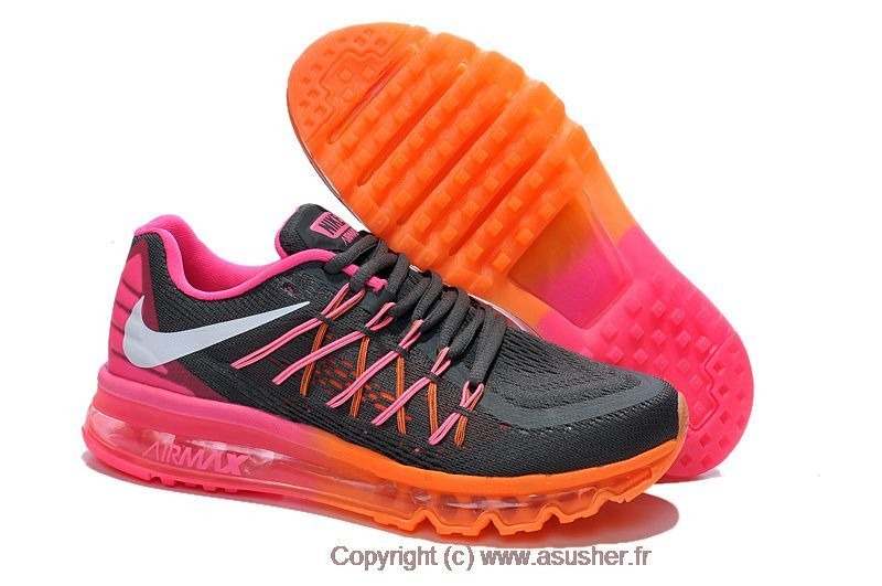 best service e3038 61015 Mode Nike Air Max 2015 Femme Grossiste Tea1316