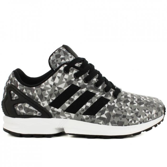 best website eeac5 d9aec Nouveau Adidas Zx Flux Homme Grossiste Tang588