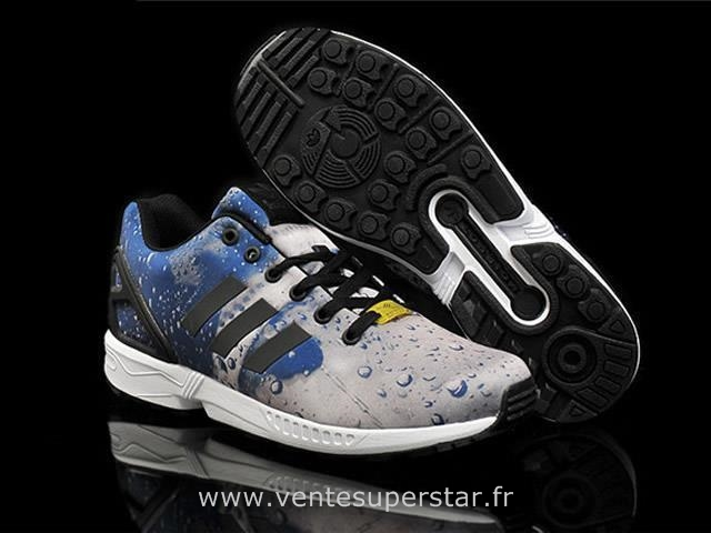 detailed look 57d5d 7ae1b Nouveau Adidas Zx Flux Homme Grossiste Tang591