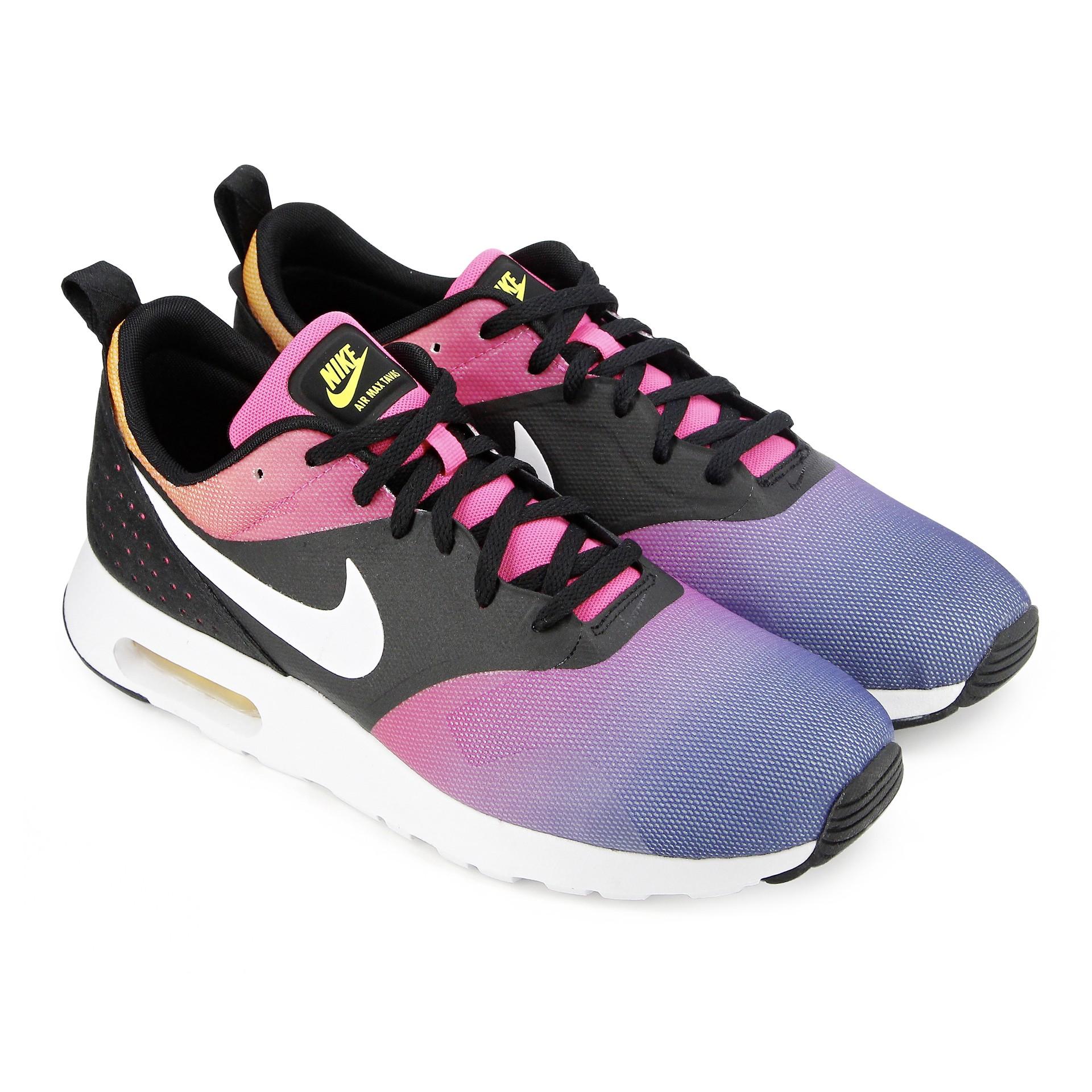 finest selection e4db5 21ba6 Nouveau Nike Air Max Tavas Femme Pas Cher Jing024